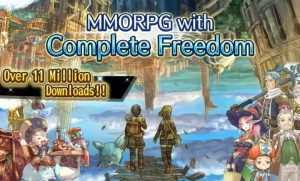 RPG Toram Online Mod Apk (v3.4.1) (MOD, God Mode, Skill CD) 1
